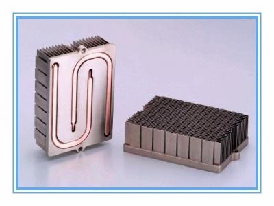 VC aluminum welding radiators