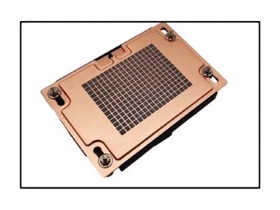 VC 铜铝焊接散热器